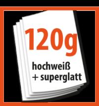 Grammatur 120g