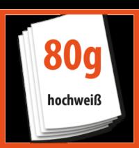 Grammatur 80g